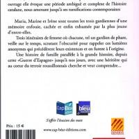 Itinéraires de Femmes 4eme couv